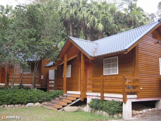 月桃香农场-感觉很nice的小木屋
