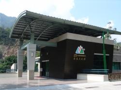 谷關風景區 -溫泉文化館