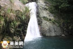 猴洞坑瀑布《宜蘭‧礁溪》