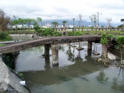 武暖石板橋《宜蘭‧礁溪》