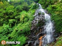 知本溫泉--白玉瀑布