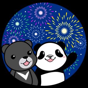 除了圆仔的经典动作外,有2款贴图则融入本土的台湾黑熊角色,像是